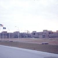 View of UW-Parkside campus