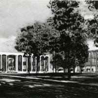 Illustration of Racine Center