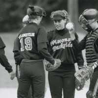 UW-Parkside women's softball