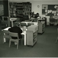 Archives reading room