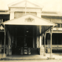 The Panama Canal Club House in Balboa