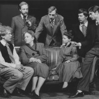 Scene from Mousetrap
