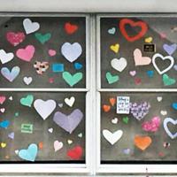 Window near West Racine
