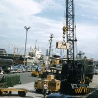 Shipping Dock