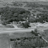UW-Parkside construction of Greenquist