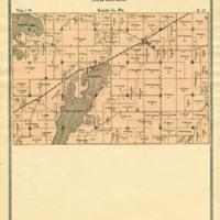 1899 Randall Plat Map
