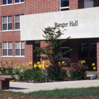 Exterior view of Ranger Hall