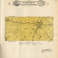 1934 Rochester Plat Map