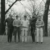 UW-Parkside golf team