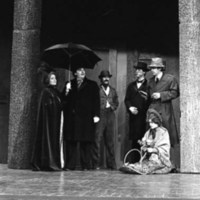 Scene from Pygmalion