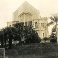 A large church