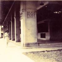 Balboa Post Office