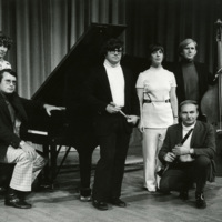 Group Photo of Music Faculty Members