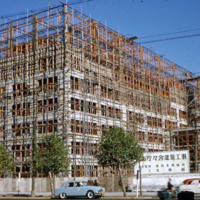Construction of a National Defense Agency Building