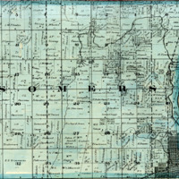 1873 Somers Plat Map