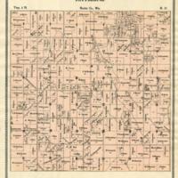 1899 Raymond Plat Map