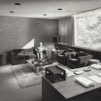 Chancellor's office in the UW-Parkside Library Learning Center