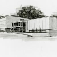 Sketch of Kenosha Center