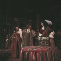 Scene from Tartuffe