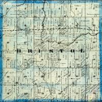 1873 Bristol Plat Map
