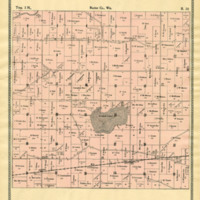 1899 Dover Plat Map
