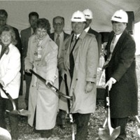 Groundbreaking for Sports and Activity Center