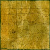 1861 Bristol Plat Map