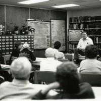 John Buenker in Archives