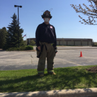 Waterford Fire Department firefighter
