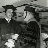 UW-Parkside Commencement 1970