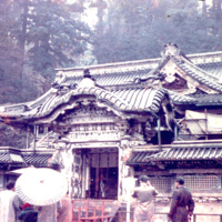 Shrine at Nikkō Tōshōgū