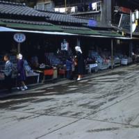 Merchant stalls