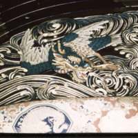 Lacquered carvings