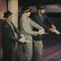 Scene from Guys and Dolls
