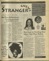 The Stranger Gnews, Volume 69, issue 69, April 01, 1996