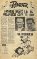 The Parkside Ranger, Volume 2, issue 1, September 1, 1972