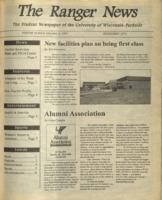 The Ranger News, Volume 26, issue 4, October 2, 1997