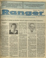 The Parkside Ranger, Volume 18, issue 21, March 1, 1990