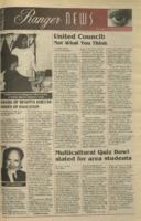 The Ranger News, Volume 22, issue 19, February 24, 1994