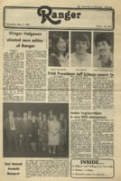 The Parkside Ranger, Volume 9, issue 29, May 7, 1981