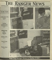The Ranger News, Volume 34, issue 3, October 6, 2003