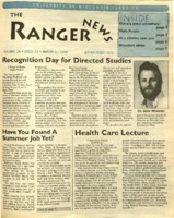 Ranger , Volume 24, issue 22, March 21, 1996