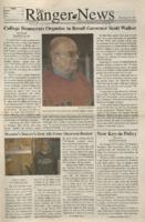 The Ranger News, Volume 41, issue 5, November 22, 2011