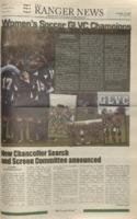 The Ranger News, Volume 39, issue 11, November 18, 2008