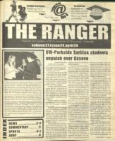 The Ranger , Volume 27, issue 24, April 29, 1999