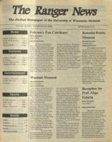 The Ranger News, Volume 26, issue 17, February 26, 1998