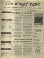 The Ranger News, Volume 26, issue 21, April 9, 1998