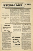 Parkside's Newscope, Volume 4, Issue 1, June 28, 1971
