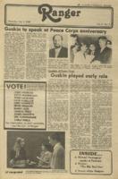 The Parkside Ranger, Volume 9, issue 6, October 9, 1980
