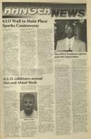 The Ranger News, Volume 22, issue 25, April 14, 1994